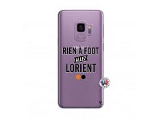 Coque Samsung Galaxy S9 Rien A Foot Allez Lorient
