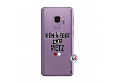Coque Samsung Galaxy S9 Rien A Foot Allez Metz