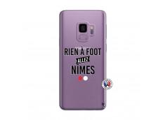 Coque Samsung Galaxy S9 Rien A Foot Allez Nimes