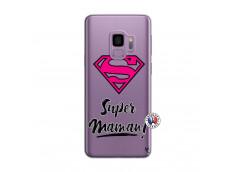 Coque Samsung Galaxy S9 Super Maman