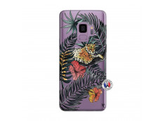 Coque Samsung Galaxy S9 Leopard Tree