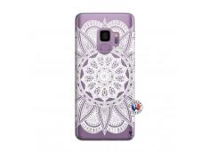 Coque Samsung Galaxy S9 White Mandala