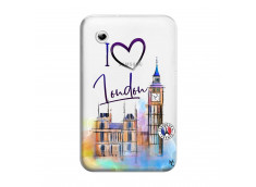 Coque Samsung Galaxy TAB 2 P3100 I Love London