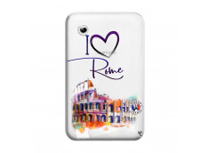 Coque Samsung Galaxy TAB 2 P3100 I Love Rome