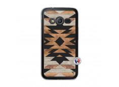 Coque Samsung Galaxy Trend 2 Lite Aztec Translu