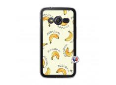 Coque Samsung Galaxy Trend 2 Lite Sorbet Banana Split Translu