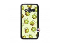 Coque Samsung Galaxy Trend 2 Lite Sorbet Kiwi Translu