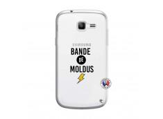Coque Samsung Galaxy Trend Lite Bandes De Moldus