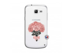 Coque Samsung Galaxy Trend Lite Bouquet de Roses