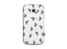 Coque Samsung Galaxy Trend Lite Cactus Pattern