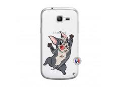 Coque Samsung Galaxy Trend Lite Dog Impact