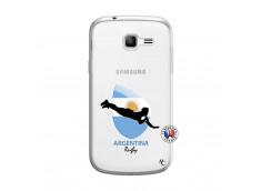 Coque Samsung Galaxy Trend Lite Coupe du Monde Rugby-Argentine