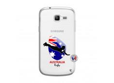 Coque Samsung Galaxy Trend Lite Coupe du Monde Rugby-Australia