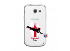 Coque Samsung Galaxy Trend Lite Coupe du Monde Rugby-England