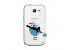 Coque Samsung Galaxy Trend Lite Coupe du Monde Rugby Fidji
