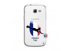 Coque Samsung Galaxy Trend Lite Coupe du Monde de Rugby-France