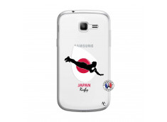 Coque Samsung Galaxy Trend Lite Coupe du Monde Rugby-Japan