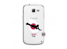 Coque Samsung Galaxy Trend Lite Coupe du Monde Rugby-Japan