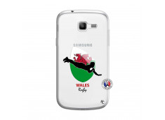 Coque Samsung Galaxy Trend Lite Coupe du Monde Rugby-Walles