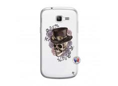 Coque Samsung Galaxy Trend Lite Dandy Skull