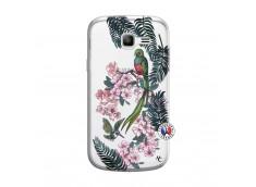 Coque Samsung Galaxy Trend Lite Flower Birds
