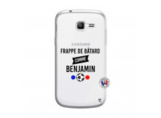 Coque Samsung Galaxy Trend Lite Frappe De Batard Comme Benjamin