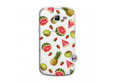 Coque Samsung Galaxy Trend Lite Multifruits