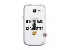 Coque Samsung Galaxy Trend Lite Je M En Bas Les Cacahuetes