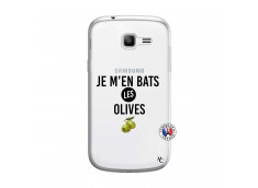 Coque Samsung Galaxy Trend Lite Je M En Bas Les Olives