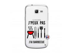 Coque Samsung Galaxy Trend Lite Je Peux Pas J Ai Barbecue