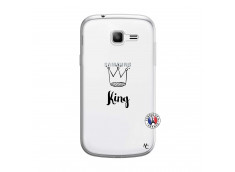 Coque Samsung Galaxy Trend Lite King