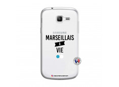 Coque Samsung Galaxy Trend Lite Marseillais à Vie