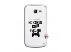 Coque Samsung Galaxy Trend Lite Monsieur Mauvais Perdant