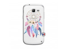 Coque Samsung Galaxy Trend Lite Multicolor Watercolor Floral Dreamcatcher