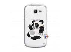 Coque Samsung Galaxy Trend Lite Panda Impact