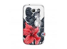 Coque Samsung Galaxy Trend Lite Papagal