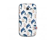 Coque Samsung Galaxy Trend Lite Dauphins