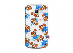 Coque Samsung Galaxy Trend Lite Poisson Clown