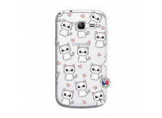 Coque Samsung Galaxy Trend Lite Petits Chats