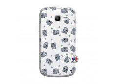 Coque Samsung Galaxy Trend Lite Petits Hippos