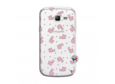 Coque Samsung Galaxy Trend Lite Petits Moutons