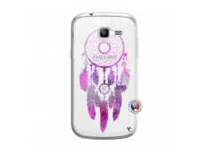 Coque Samsung Galaxy Trend Lite Purple Dreamcatcher