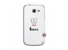 Coque Samsung Galaxy Trend Lite Queen