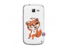 Coque Samsung Galaxy Trend Lite Fox Impact