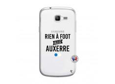 Coque Samsung Galaxy Trend Lite Rien A Foot Allez Auxerre