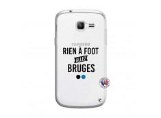 Coque Samsung Galaxy Trend Lite Rien A Foot Allez Bruges