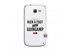 Coque Samsung Galaxy Trend Lite Rien A Foot Allez Guingamp