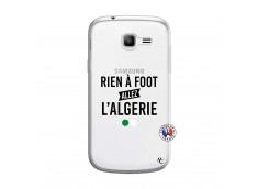 Coque Samsung Galaxy Trend Lite Rien A Foot Allez L Algerie