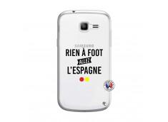 Coque Samsung Galaxy Trend Lite Rien A Foot Allez L'Espagne
