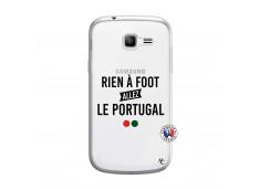 Coque Samsung Galaxy Trend Lite Rien A Foot Allez Le Portugal